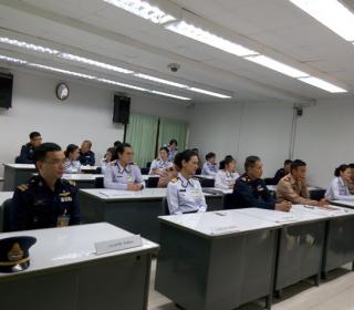 ทดสอบวิภาววิสัยหลักสูตรครูทหาร