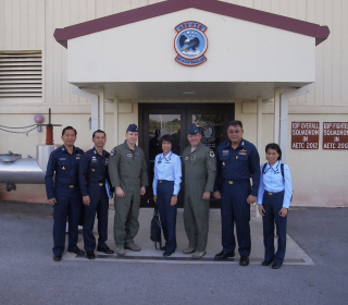 ฝูงบิน 435TH FIGHTER TRAINING SQUADRON
