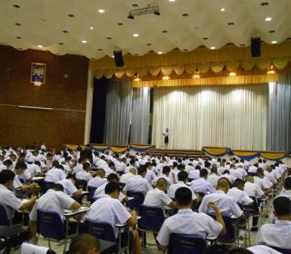 ทดสอบวิภาววิสัยนักเรียนเตรียมทหาร(ทบ.) ปี ๕๘