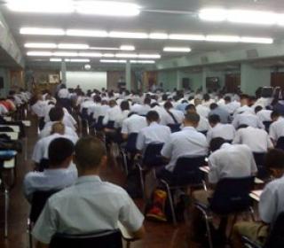 ทดสอบความถนัดและวิภาววิสัย บุคคลพลเรือน เพื่อคัดเลือกเป็นนักเรียนจ่าอากาศ