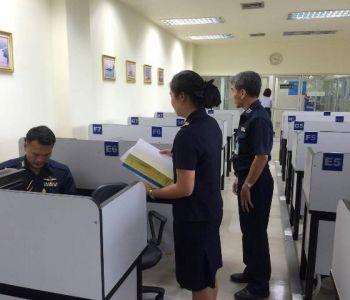 ทดสอบวิภาววิสัยหลักสูตรการศึกษาวิชาชีพทางทหาร (PME)ณ ต่างประเทศ