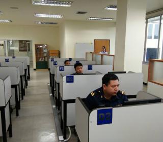 ทดสอบวิภาววิสัย ข้าราชการเพื่อสอบคัดเลือกรับทุนศึกษาหลักสูตร ณ ต่างประเทศ ประจำปี ๖๐